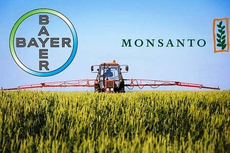 Commissione UE, blocco a fusione Bayer-Monsanto