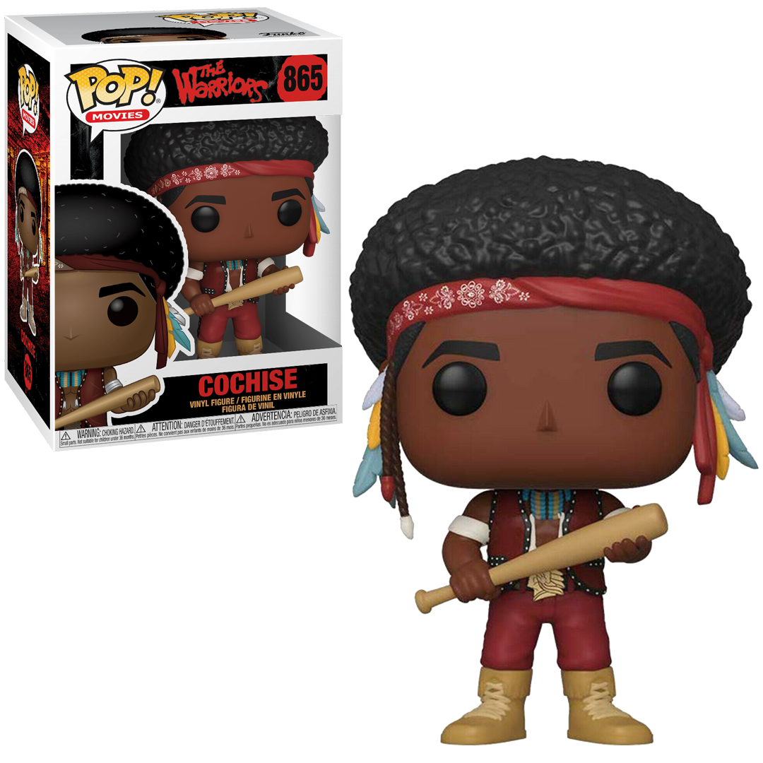 FUNKO POP COCHISE #865 THE WARRIORS DAVID HARRIS MOVIES