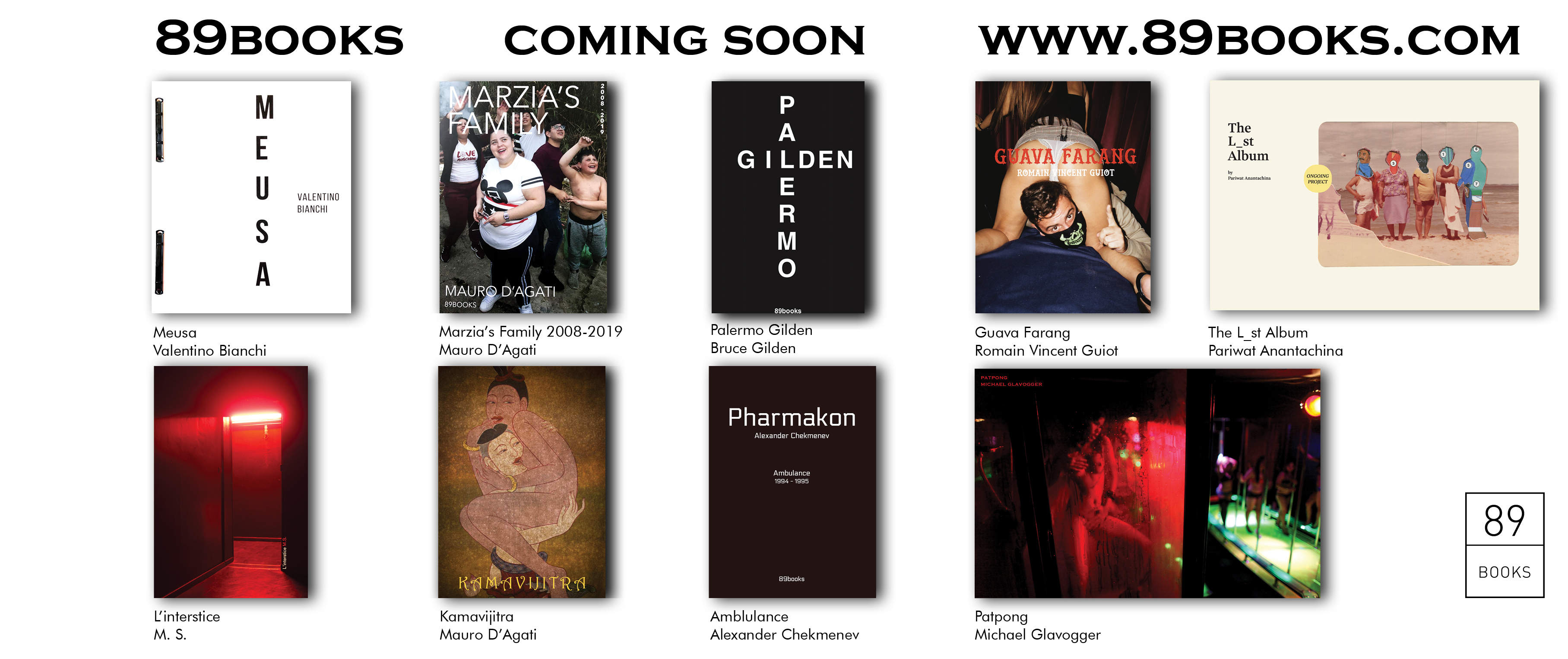 New publications coming soon!
