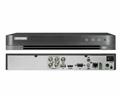 HIKVISION DVR TURBO 4.0 4CH + 1 HDD 1 TB DS-7204HQHI-K1/P/A
