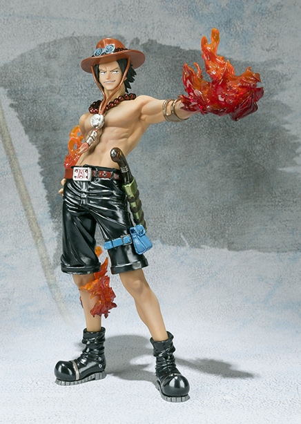 Portgas D. Ace - Special Color Edition - Figuarts Zero - One Piece - Bandai -Tamashi Nation