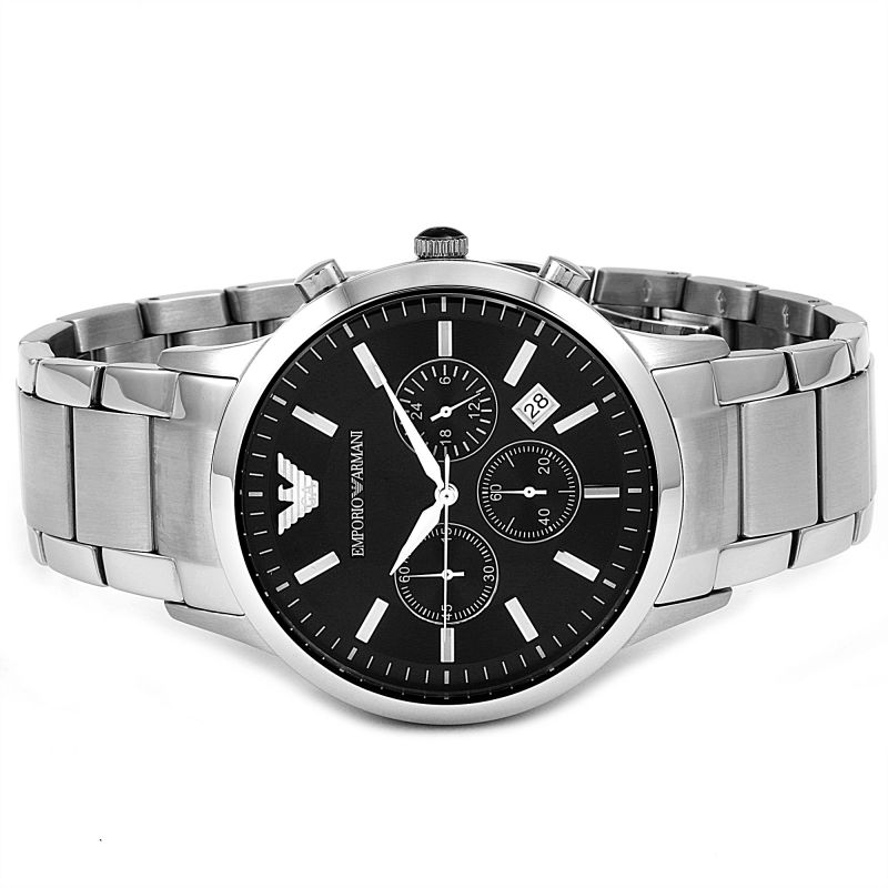 Men's Emporio Armani Chronograph Watch AR2434