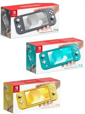 CONSOLE NINTENDO SWITCH LITE