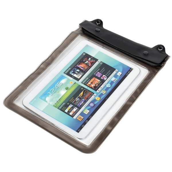 CUSTODIA IMPERMEABILE PER TABLET FINO A 10,1""