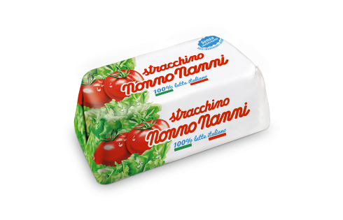 Cheese: Stracchino 125gr (4.40oz)