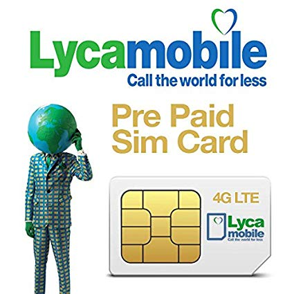 lycamobile 60GB
