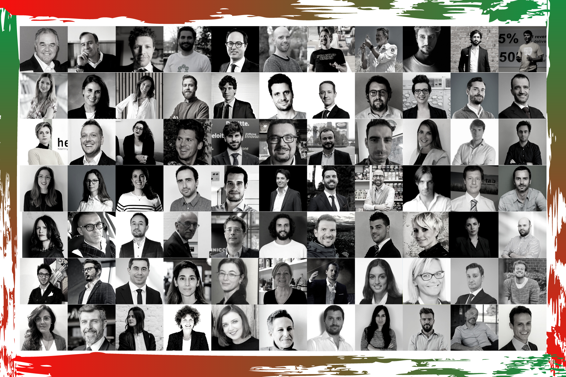THE 77 ITALIAN FOODTECH INFLUENCERS TO WATCH IN 2021