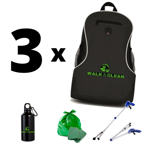 3 Kit Walk & Clean - sconto / discount 10%