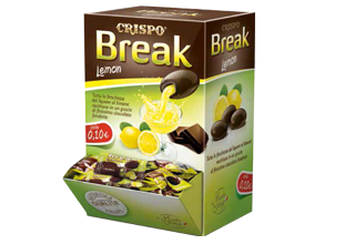 Break limone crispo 1 kg.