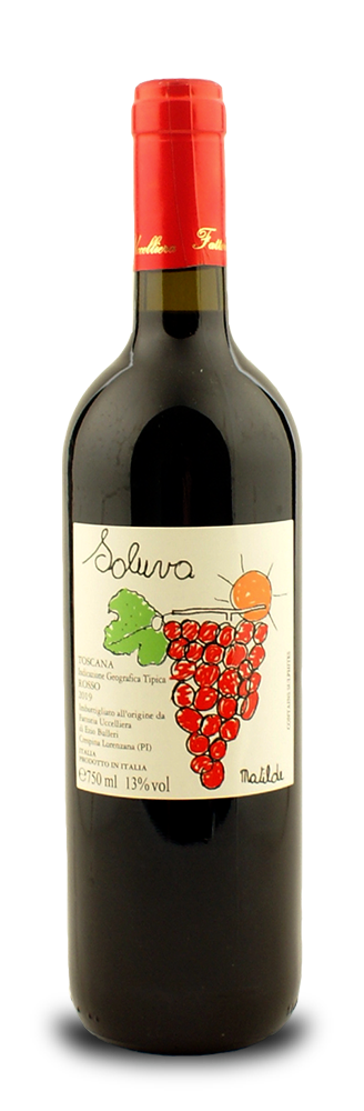 Soluva Igt Toscana rosso