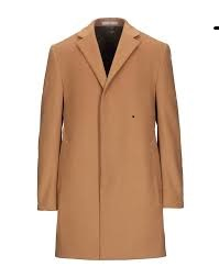 Cappotto Browngreen cammello