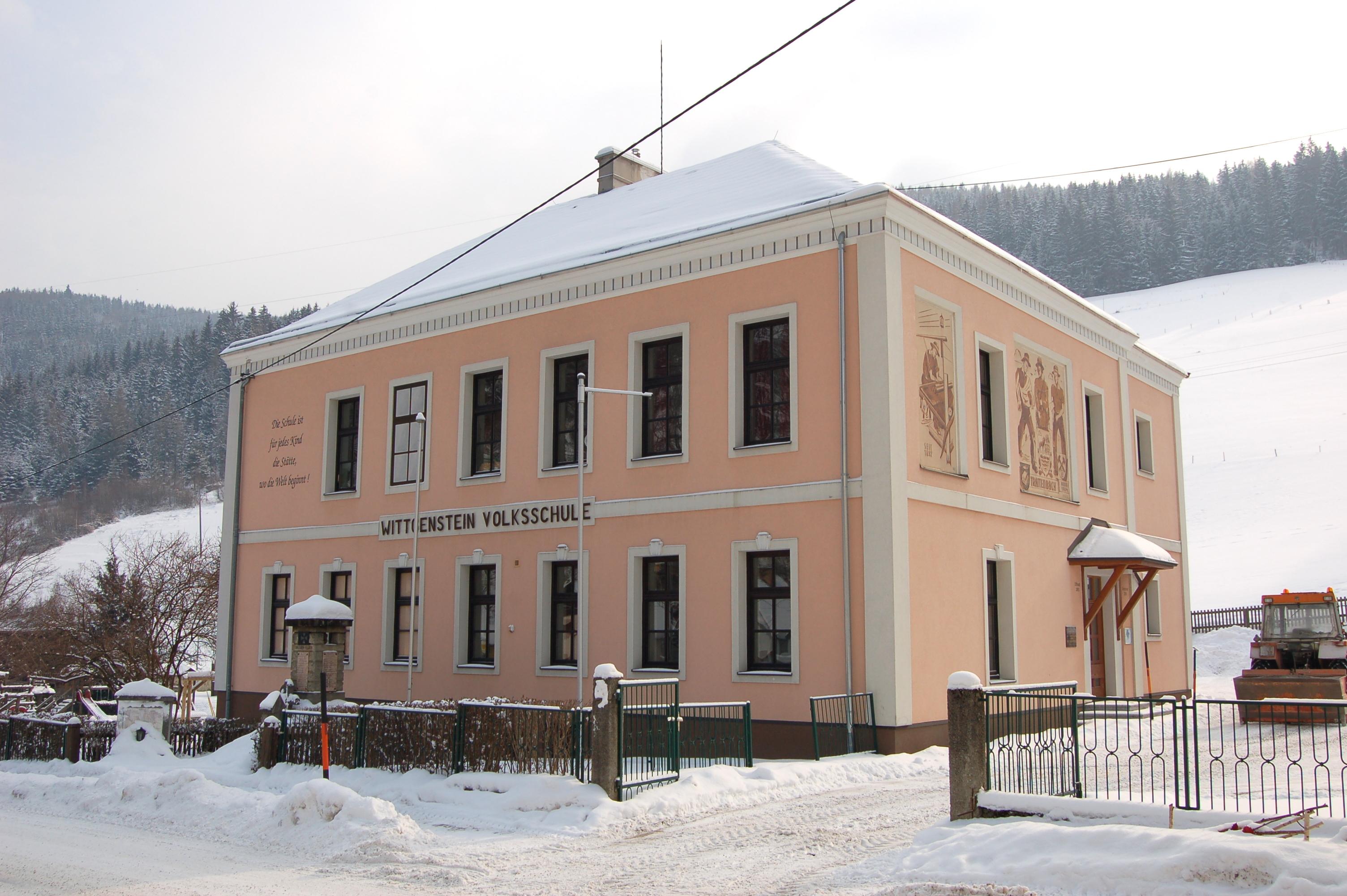 Trattenbach_Wittgensteinschule dove insegnava Wittgensteinjpg