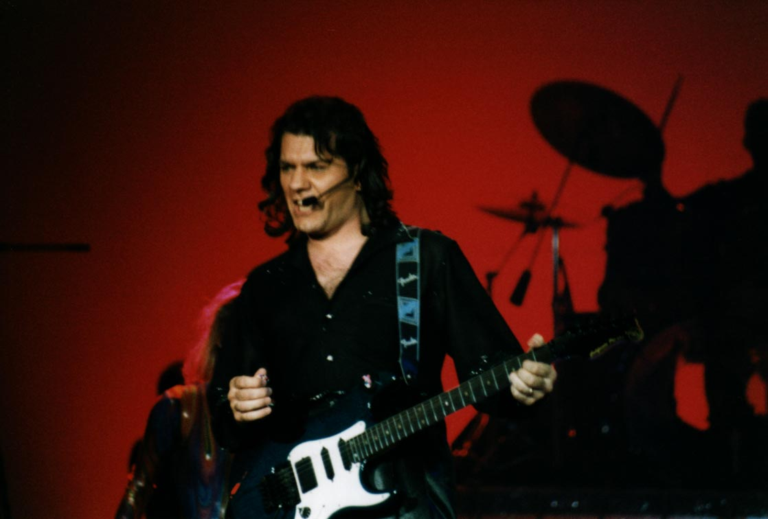 at Sands Casino Atlantic City during the POP show 1999