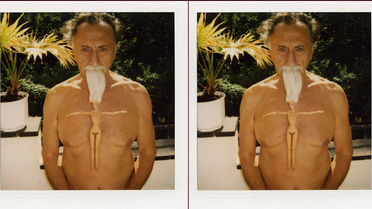 Lecture by Boris Mikhailov at the Galleria d'Arte Moderna di Palermo
