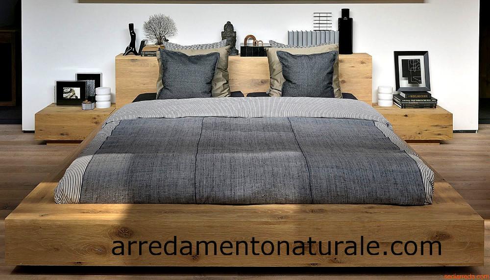 Letto Rustico Legno : Camera matrimoniale tabi in stile rustico con camera da letto