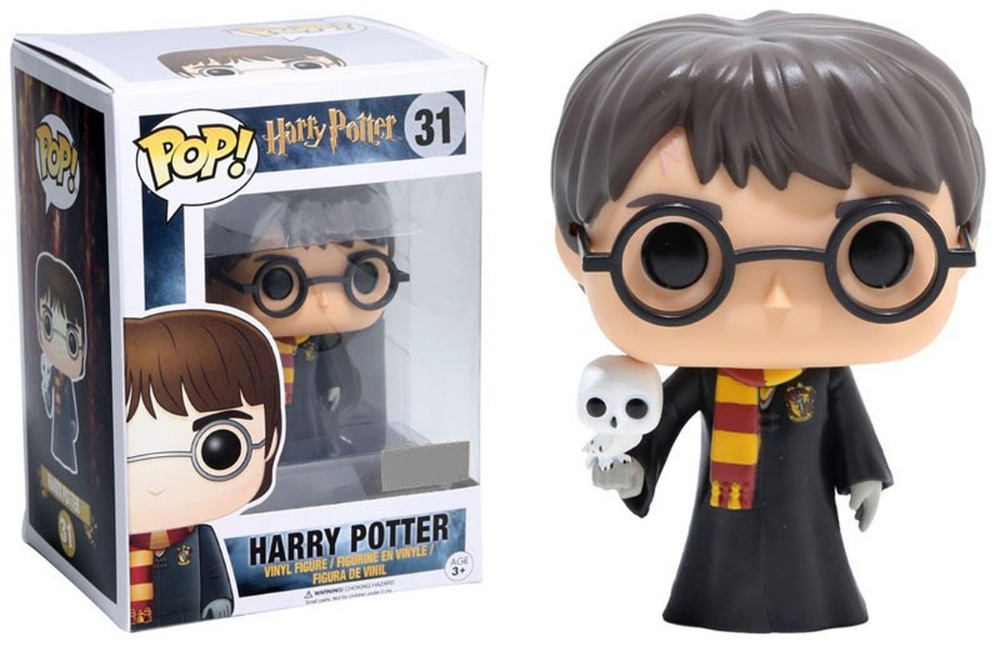 FUNKO POP HARRY POTTER #31 HARRY POTTER DANIEL RADCLIFFE