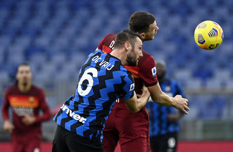 Roma-Inter: Up and Down