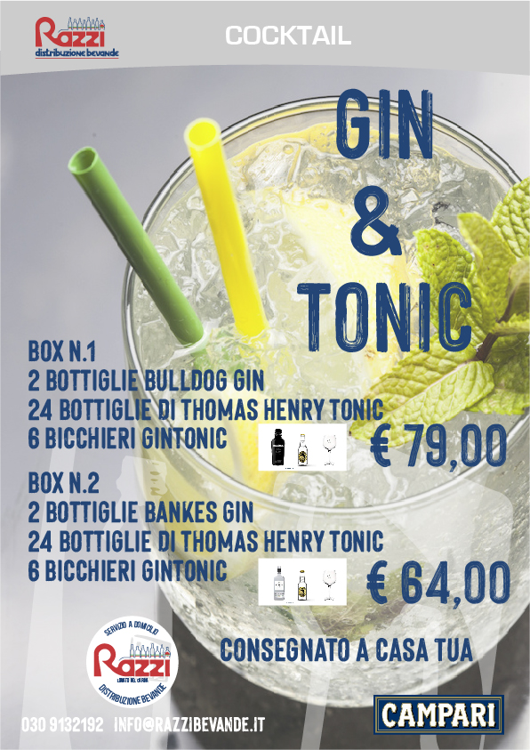 Kit Gin Bankes & Tonic