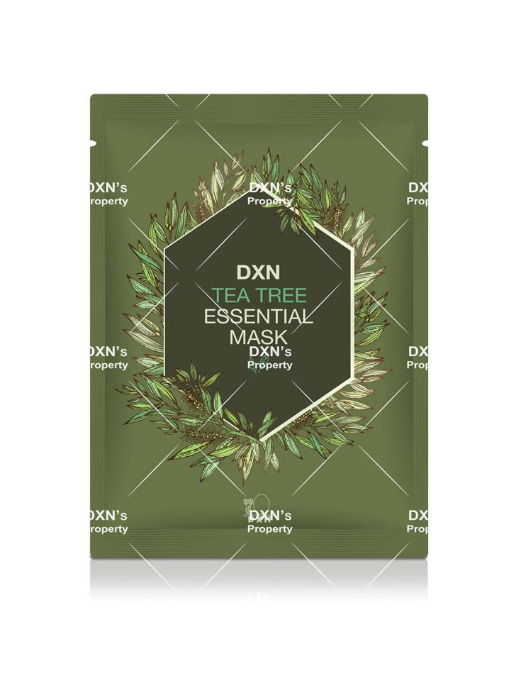 make up shop online DXN Tea Tree Essential Mask