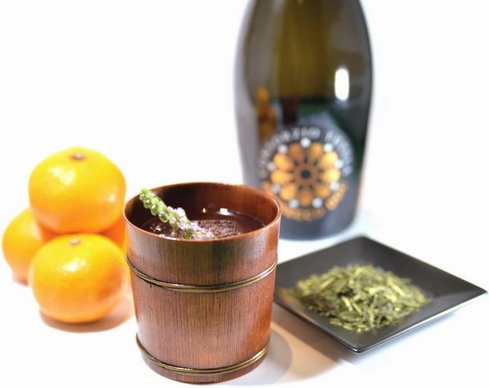 drink 1 - Fujiyama DOC  Long Island green tea -jpg
