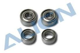 H50068T TREX 500 BEARINGS (MR74ZZ/MR83ZZ
