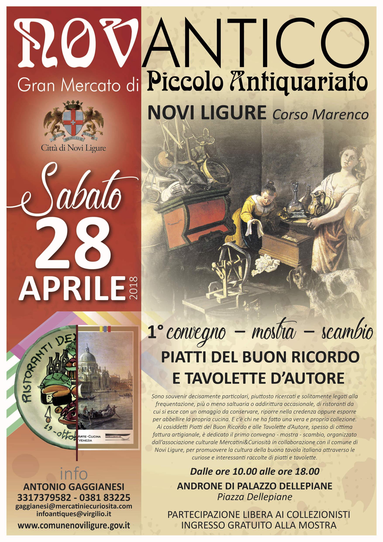 Terzo Mese Del Calendario Rivoluzionario Francese.Novi Ligure Al Mercatini Curiosita