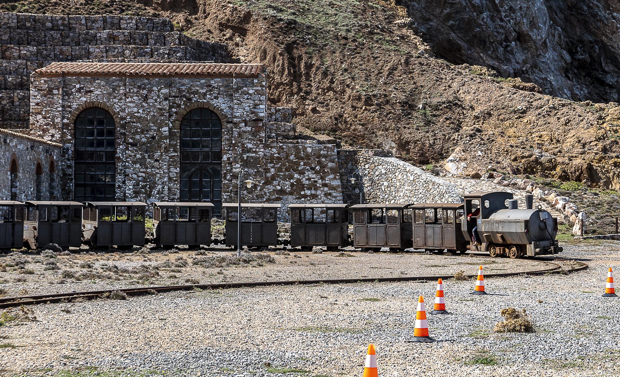 il trenino della galleria HarryJPG