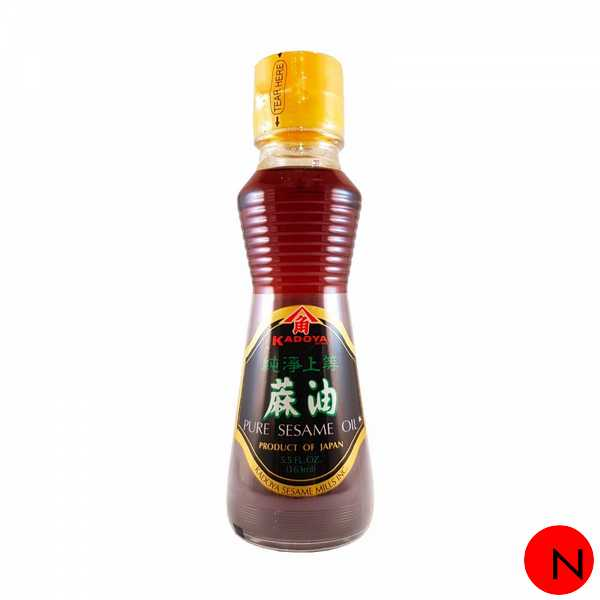 KADOYA SESAME OIL 218ML