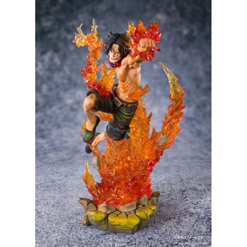 Portgas D. Ace - One Piece - Figuarts Zero - Bandai - Tamashi Nation