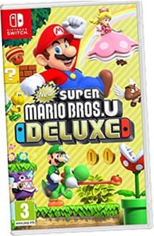 SUPER MARIO BROS U.DELUXE NINTENDO SWITH