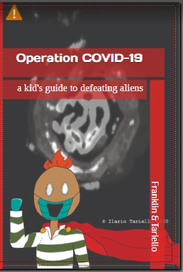 VIDEO a kid's guide to defeating aliens - OPERATION COVID-19