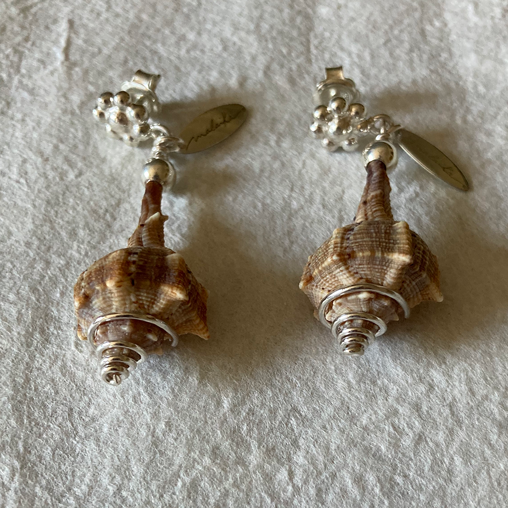 Goccia Earrings