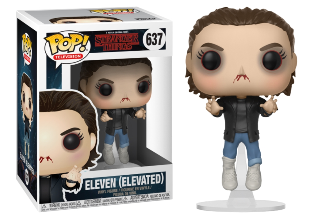 FUNKO POP ELEVEN #637 STRANGER THINGS MILLIE BOBBY BROWN