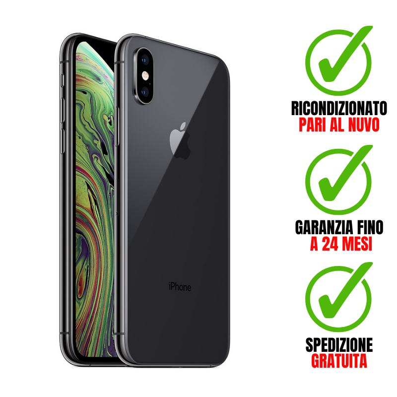 IPHONE XS | 64GB - SPACE GRAY