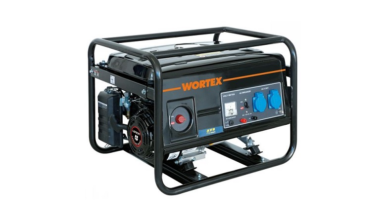 Wortex LW2500 230V 50Hz #AVR Benzina