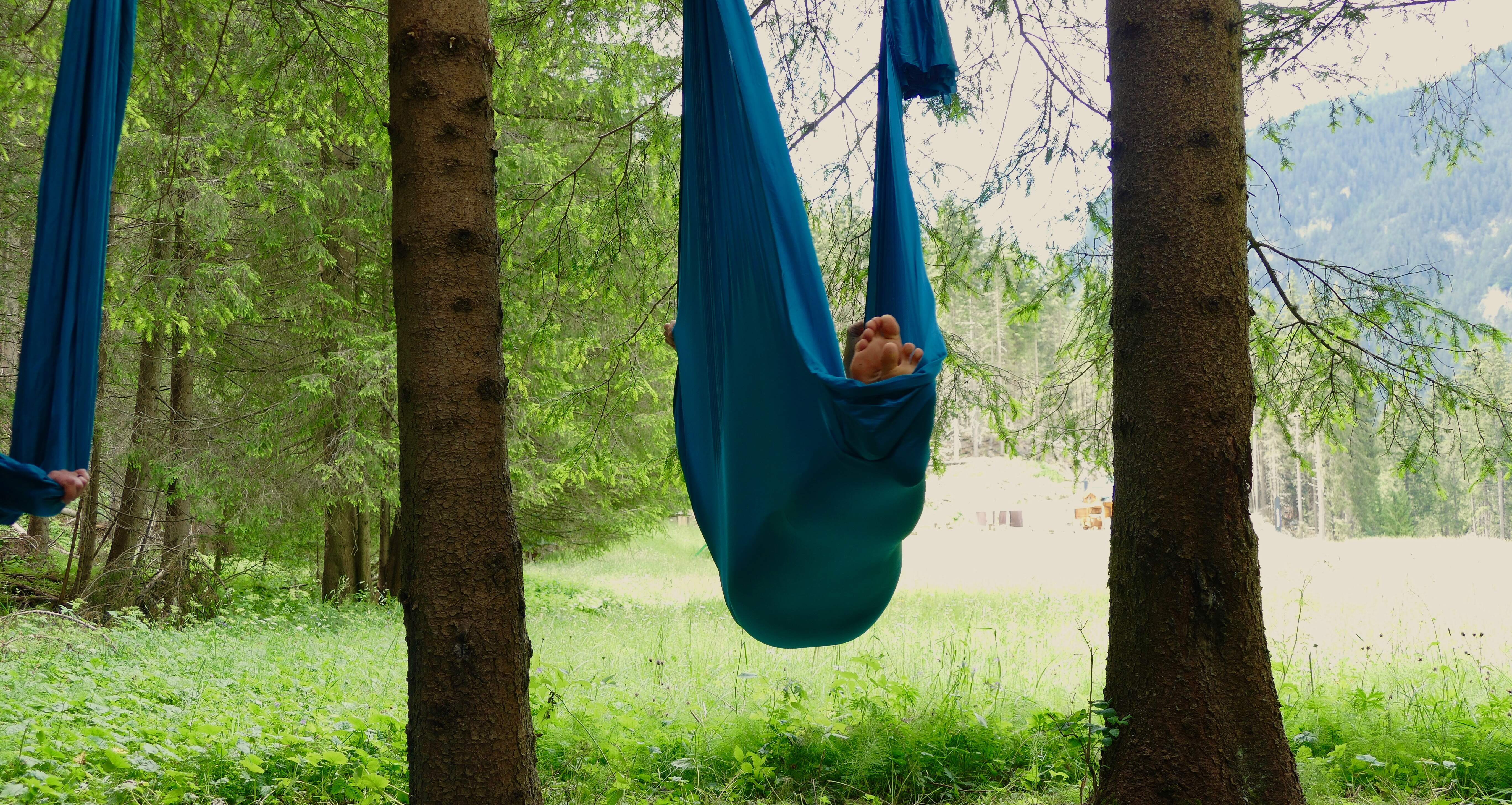 Relax Aerial Yoga Canazei