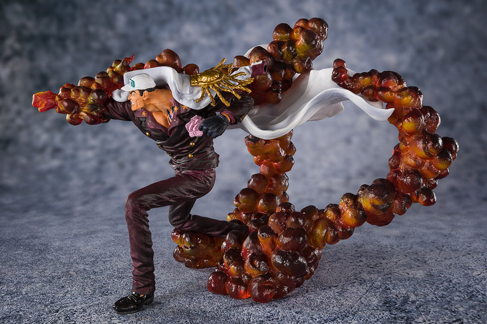Sakazuki Akainu Battle Ver. - One Piece - Bandai - Figuarts Zero - Tamashi Nation