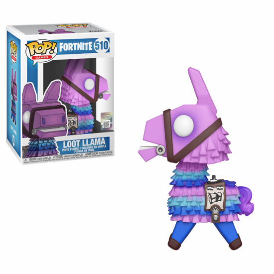 FUNKO POP LOOT LLAMA #510 FORTNITE