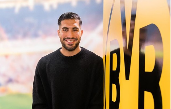 SARRI RISPEDISCE EMRE CAN IN GERMANIA
