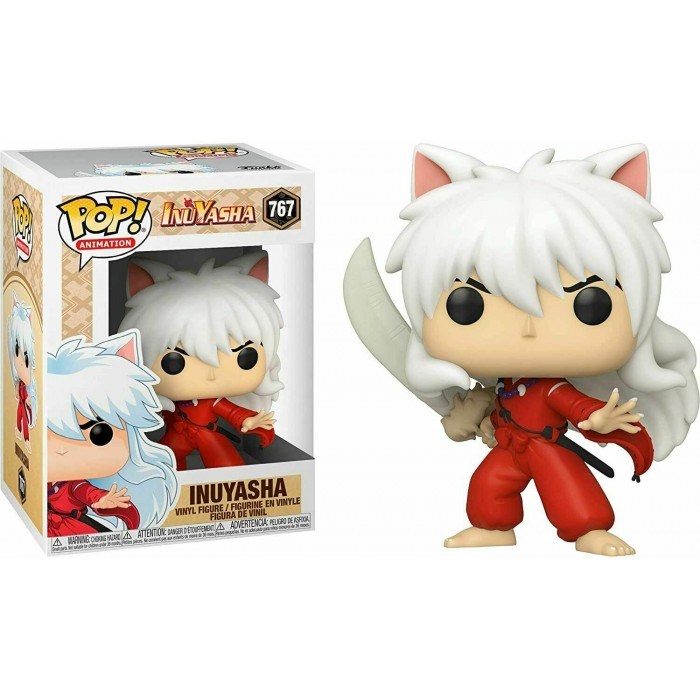 FUNKO POP  INUYASHA #767 ANIMATION