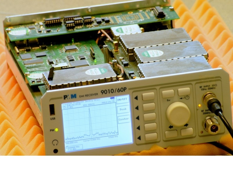 swept and FFT EMI receiver (2005)