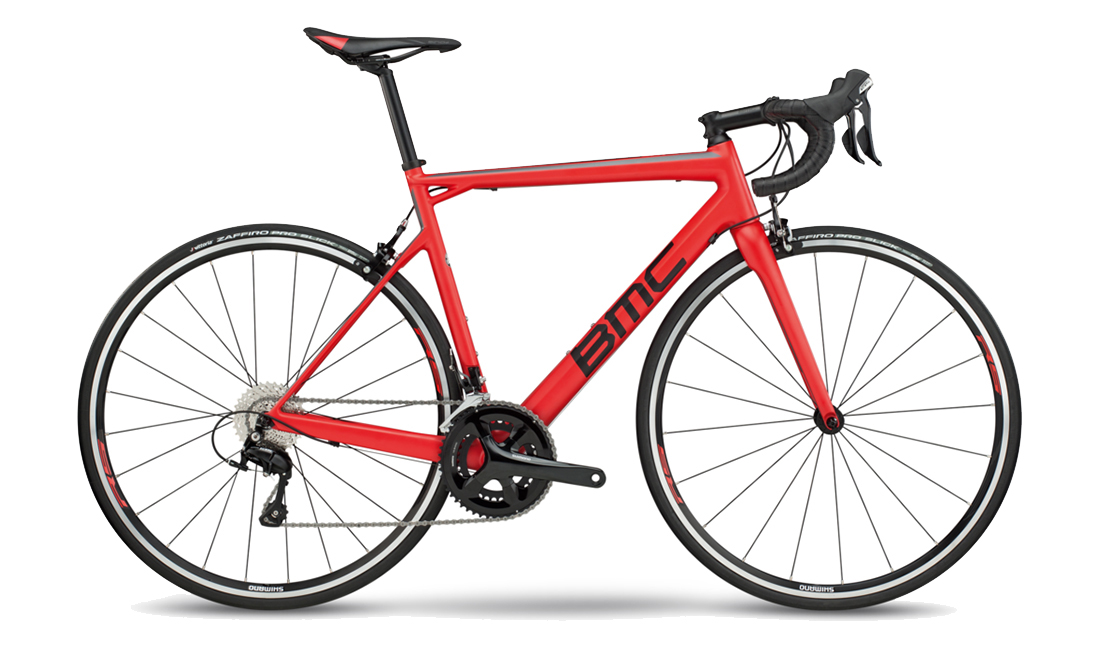 BMC SLR03 road bike rental Lake Como