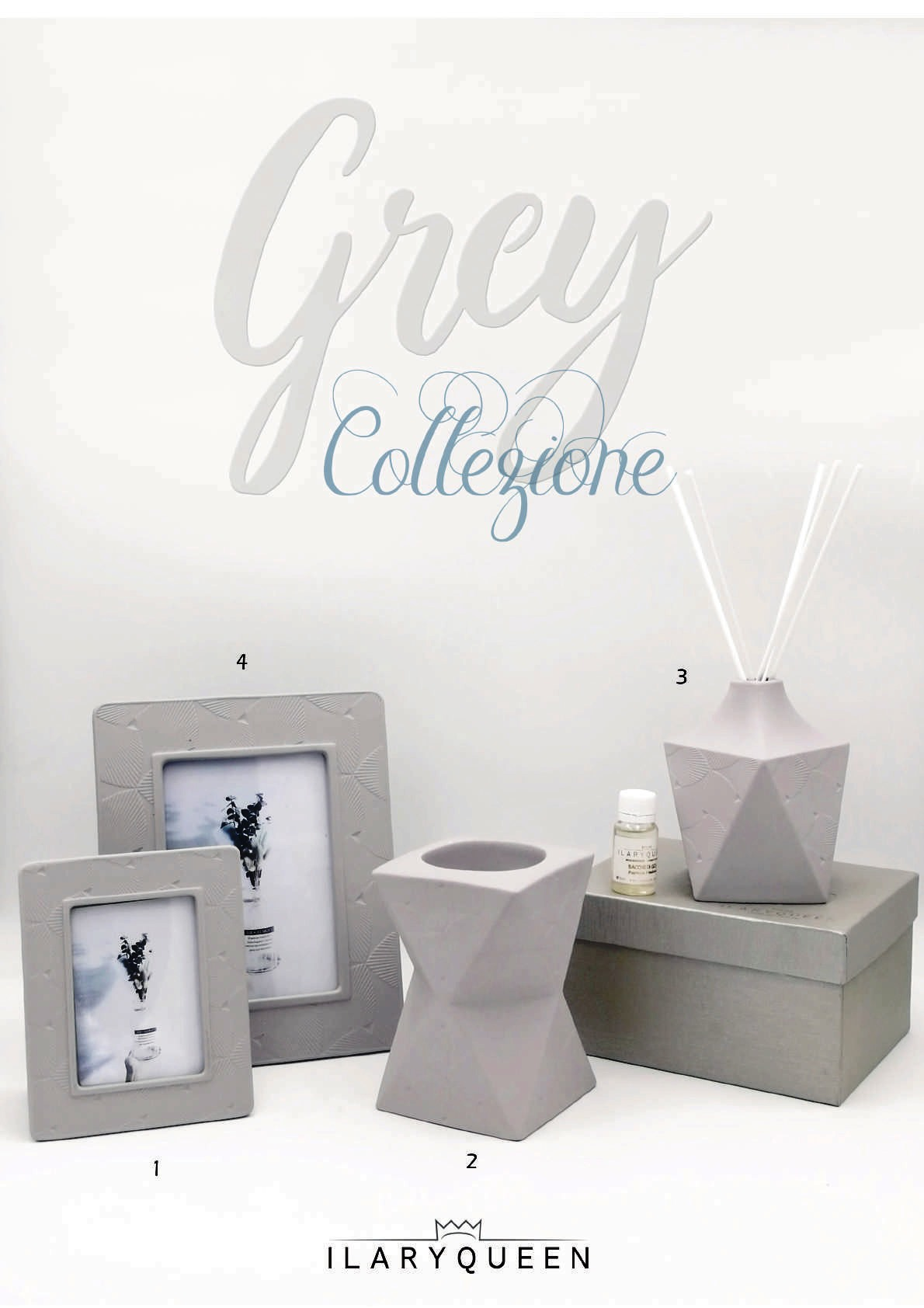 Collezione Grey by Ilary Queen