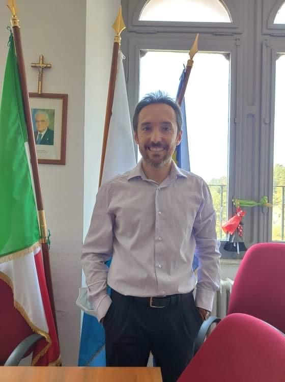 Sindaco Castel del Montd Matteo Pastorelli JPG