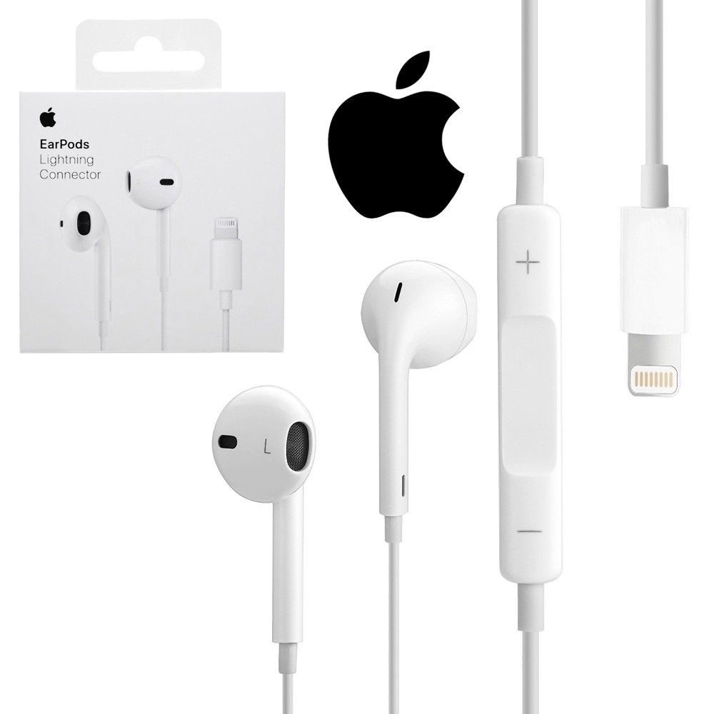 EarPods lightning Apple Originali.