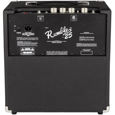Amplificatore Fender bass amp Rumble 25