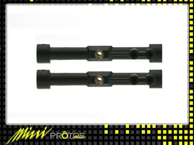 MSH41087 FLYBAR CARRIER 2 PCS MINI PROTOS 450
