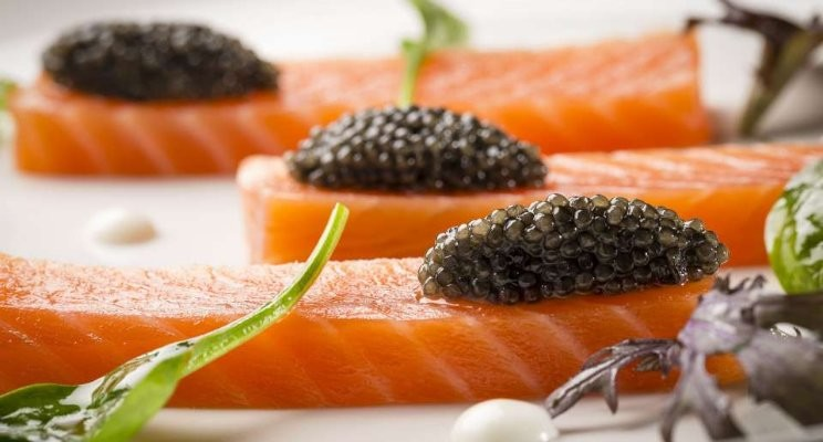 ITALIAN CAVIAR AND SWISS SALMON? YES, WE CAN!