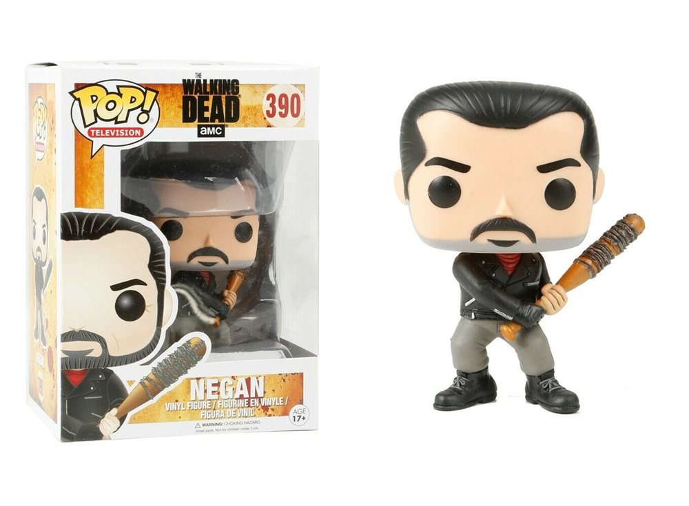 FUNKO POP NEGAN #390 THE WALKING DEAD