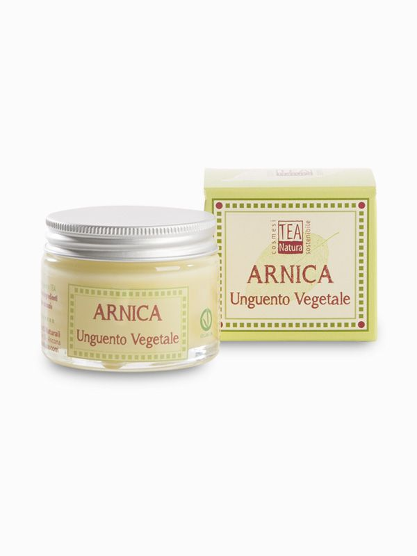 Unguento vegetale all'arnica 50ml Tea Natura